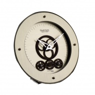 Zegar stołowy okrągły Incantesimo Design Quantum