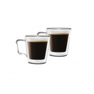 Zestaw 2 szklanek z podwójną ścianką Diva 250 ml