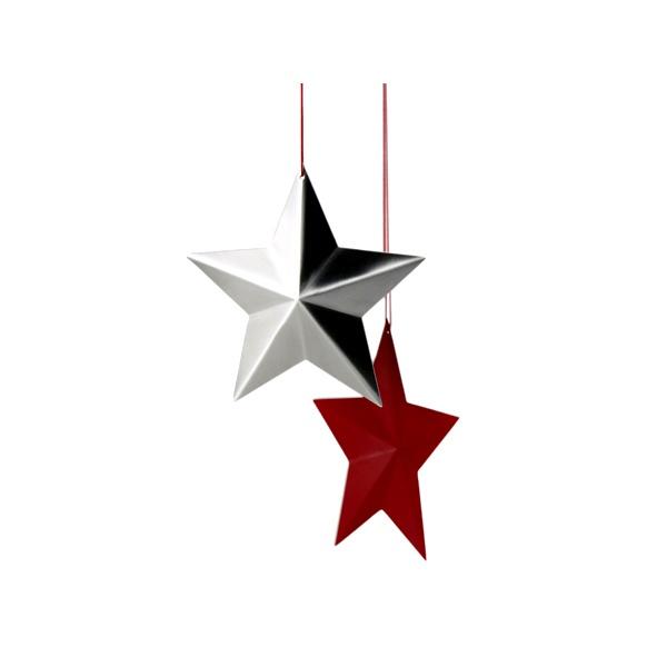 Zestaw 2szt. świątecznych ozdób Blomus Holio gwiazdki 65325