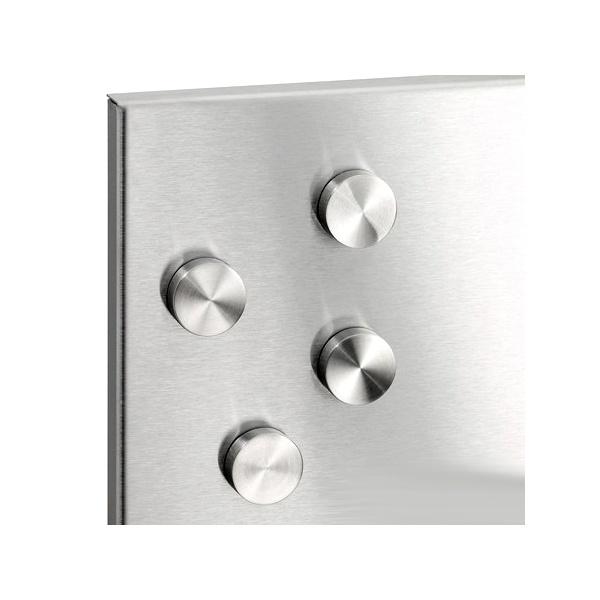 Zestaw 4 magnesów Blomus Muro B66783