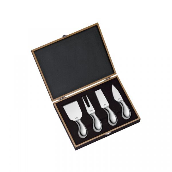 Zestaw 4 noży do sera Cilio Piave CI-294804