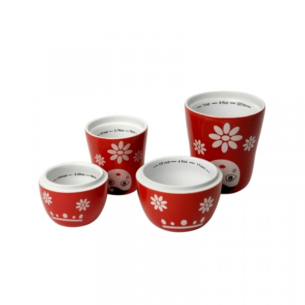 Zestaw ceramicznych miarek Swift 4 szt. DX-17830292