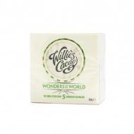 Zestaw czekolad Wonders of the World 250g Willie's Cacao