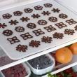 Zestaw do dekoracji z czekolady Lekue Decomat 3000007SURM017