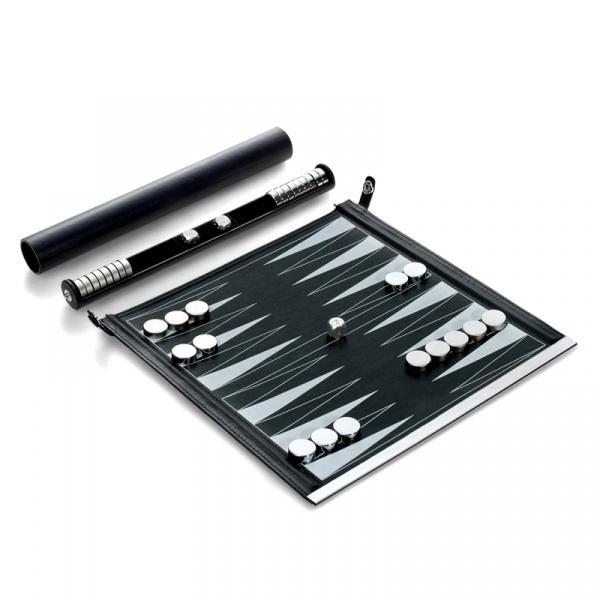 Zestaw do gry backgammon Philippi Travel 128084