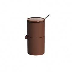 Zestaw do kawy Loveramics Bond brązowy