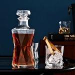 Zestaw do whisky Cassiopea 7el 1000 ml
