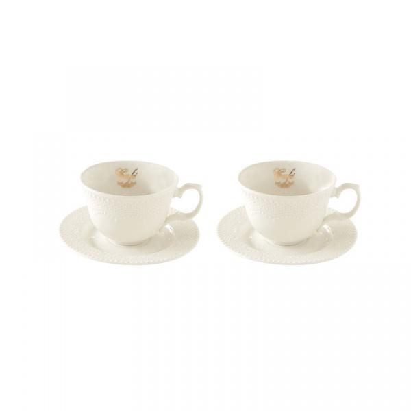 Zestaw filiżanek Cafe 2szt 0,12L Nuova R2S Maison Chic 1270 MAFE