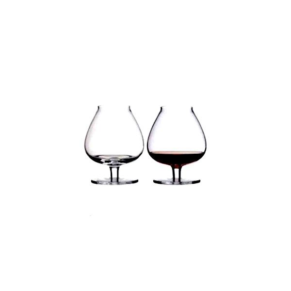 Zestaw kieliszków do brandy 4 szt. Idea Vetro Via Col Vento 002010802