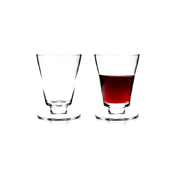 Zestaw kieliszków do czerwonego wina 2 szt. Idea Vetro Pro Fortuna 014010102