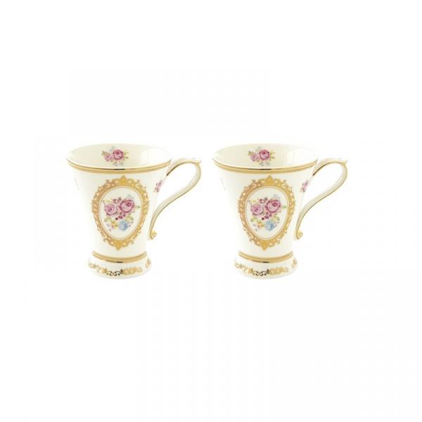 Zestaw kubków porcelanowych 2szt 0,275L Nuova R2S Heritage 1526 HERI