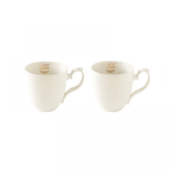 Zestaw kubków Tea 2szt 0,4L Nuova R2S Maison Chic 1267 MATE
