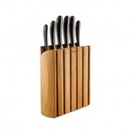 Zestaw noży SIGNATURE w drewnianym bloku 6 szt. / Robert Welch
