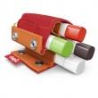 Zestaw pojemników na przyprawy 4 x 0,035 l z etui EMSA Spice Box EM-513680