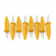 Zestaw szpikulcy do kukurydzy Judge żółte