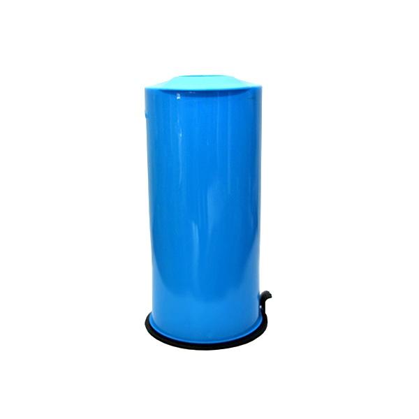 Zgniatarka do butelek, puszek i kartonów Omega Meliconi niebieska 65100561306BA-BLUE