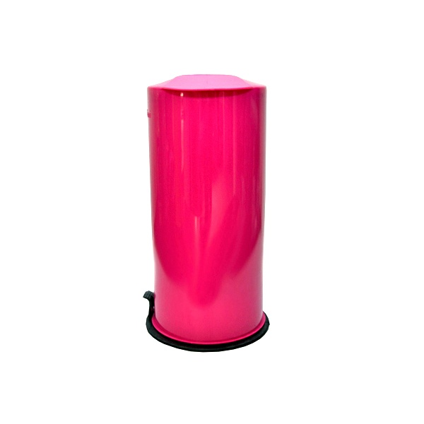 Zgniatarka do butelek, puszek i kartonów Omega Meliconi różowa 8006023004058-PINK