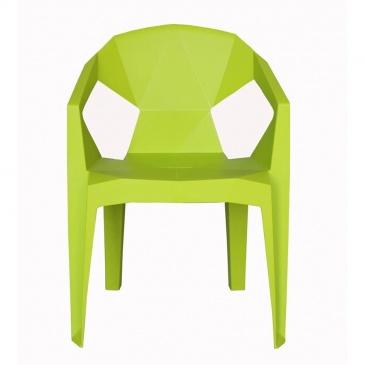 Zielone krzesło Siste