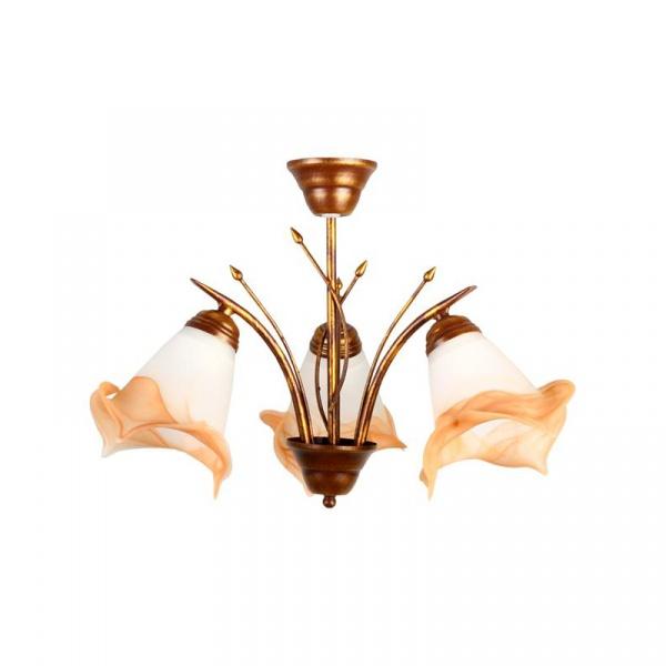 Żyrandol Panama 3 Lampex 051/3 B+M*